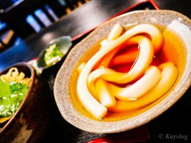 Kyoto Food #1: たわらや【Tawara-ya】