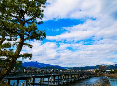 京都 #9: 嵐山 ~自然と伝統の街~